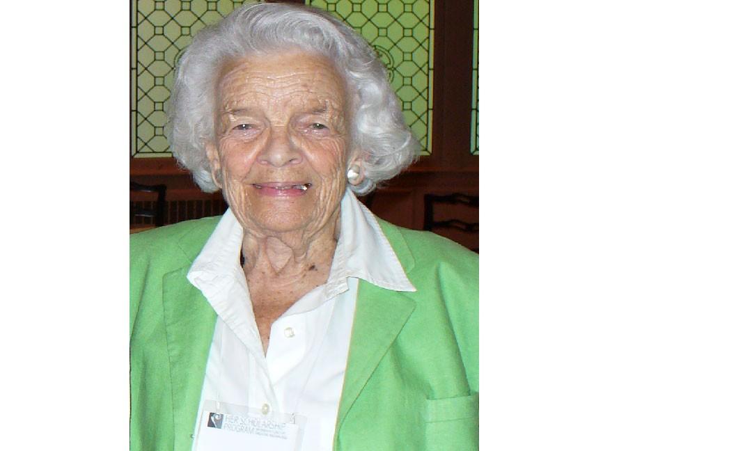Happy 100th Birthday Annette!