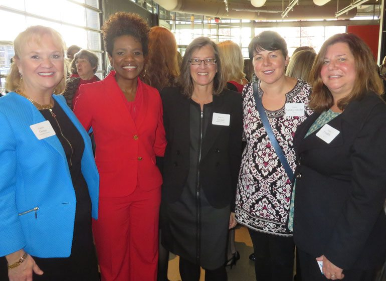 Milwaukee BizTimes – Women's Fund celebrates 45th anniversary of Title IX: Article and Slideshow