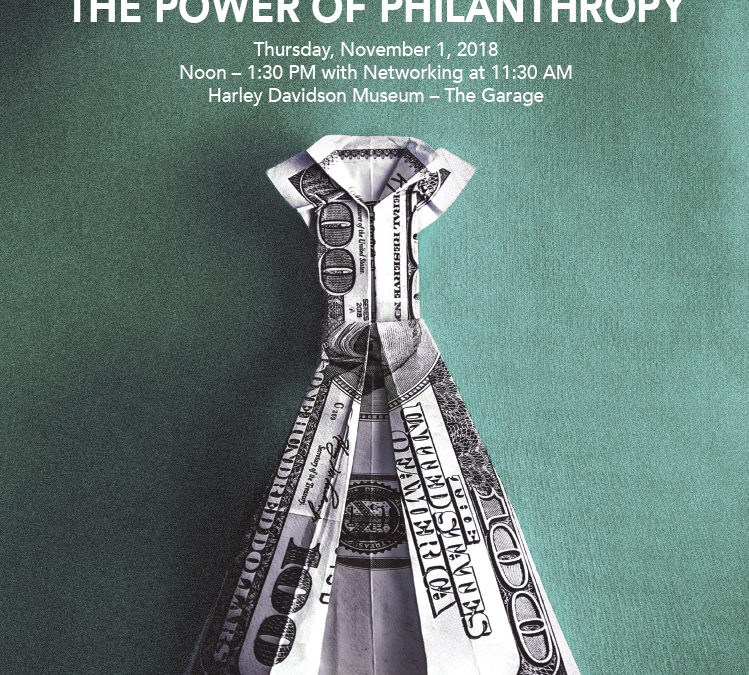 The Power of Philanthropy with Joan Marie Johnson, PhD.